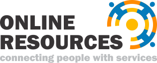 Online Resources: connecting people with services